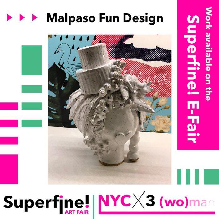 Woman Promo Graphic Malpaso Fun Design
